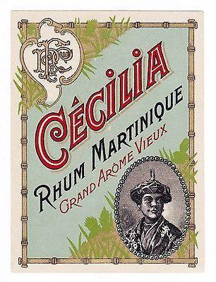 Rhum Cecilia