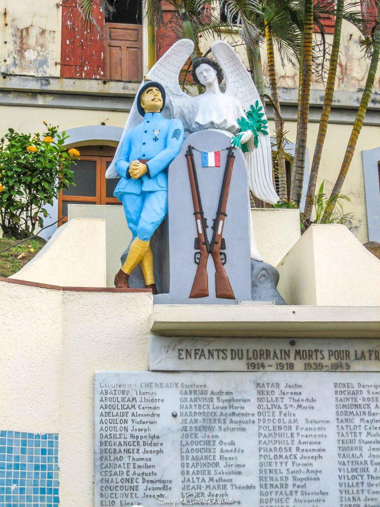 Monument aux Morts du Lorrain