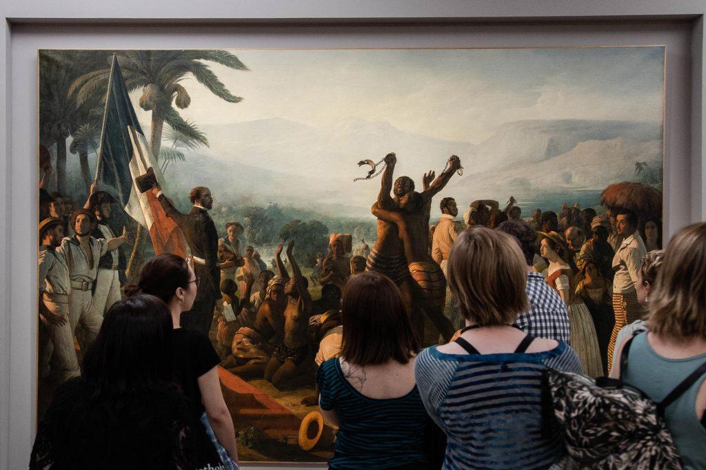 Musée d'Orsay : François-Auguste Biard