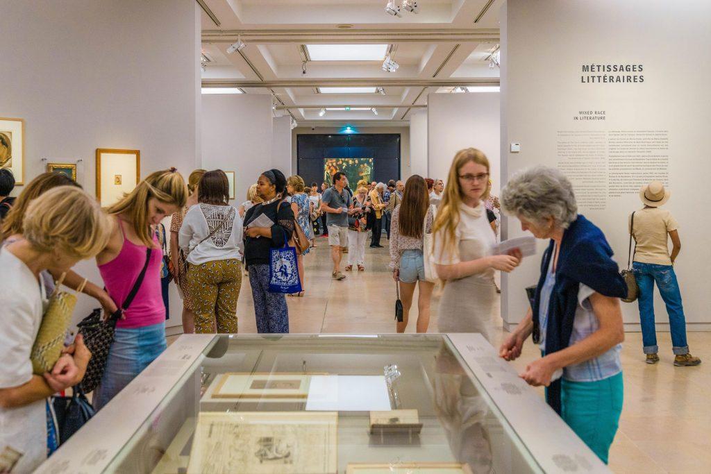 Musée d'Orsay : exposition Le Modèle Noir