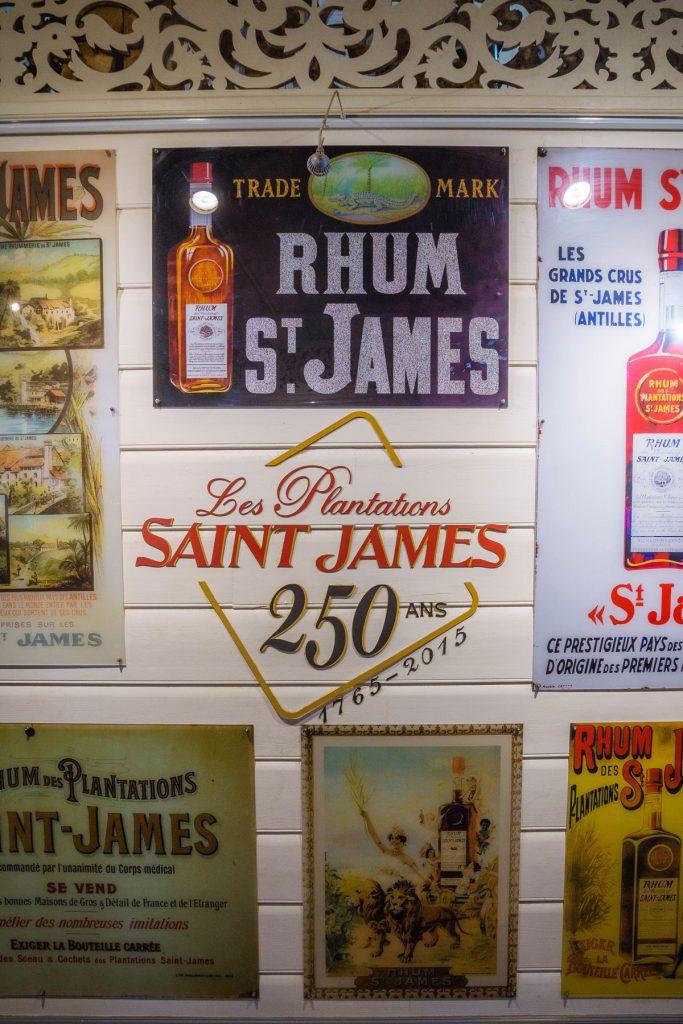 Saint-James - le musée du rhum