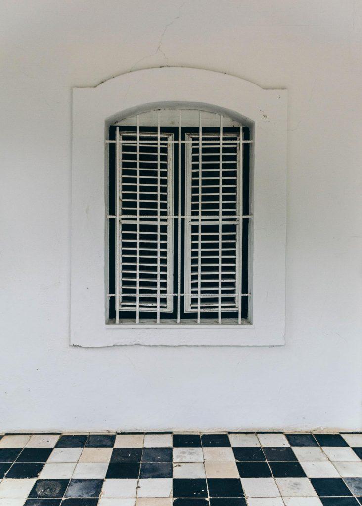 Habitation Gaigneron : fenêtre