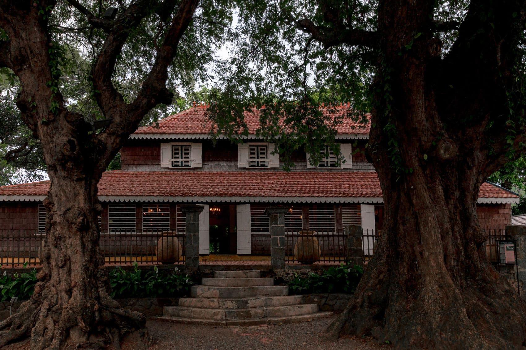 Habitation Clément : la maison de maître