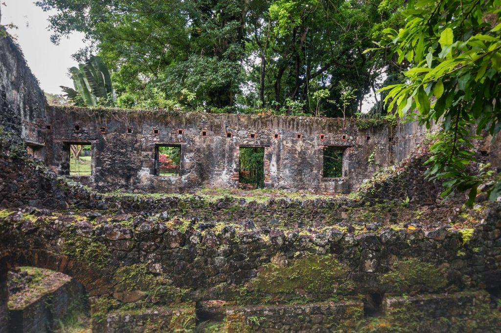 Domaine de la Pagerie : la sucrerie