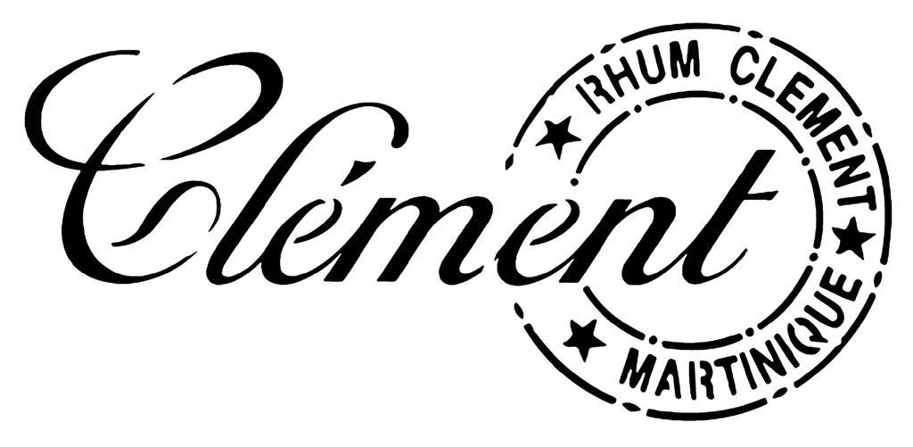 Logo rhum Clément