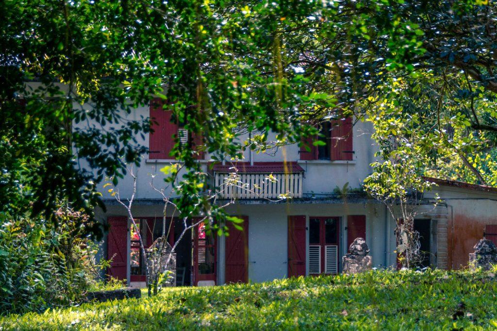 Habitation Céron : la maison