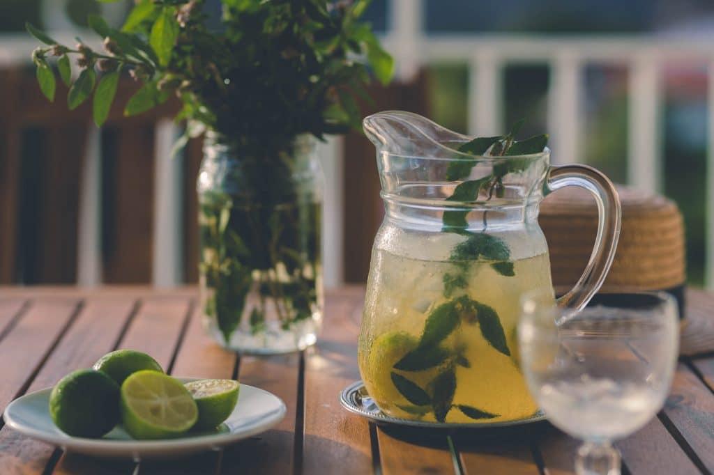 citronnade fraiche