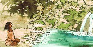 Illustration BD La Mulâtresse Solitude