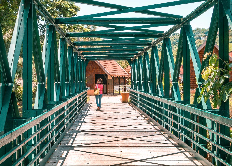 Pont de l'Habitation La Salle