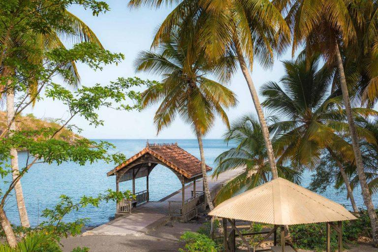 Martinique : l'Anse Noire