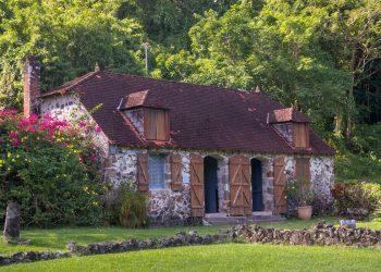 Martinique : Domaine de la Pagerie